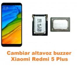 Cambiar altavoz buzzer Xiaomi Redmi 5 Plus