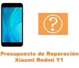 Presupuesto de reparación Xiaomi Redmi Y1