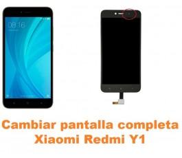 Cambiar pantalla completa Xiaomi Redmi Y1