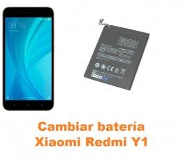 Cambiar batería Xiaomi Redmi Y1