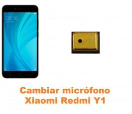 Cambiar micrófono Xiaomi Redmi Y1