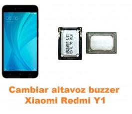 Cambiar altavoz buzzer Xiaomi Redmi Y1