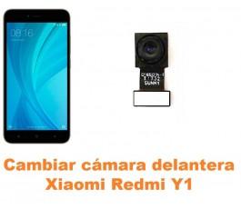 Cambiar cámara delantera Xiaomi Redmi Y1