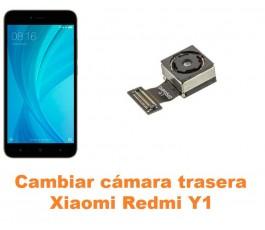 Cambiar cámara trasera Xiaomi Redmi Y1