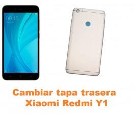 Cambiar tapa trasera Xiaomi Redmi Y1