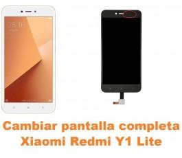 Cambiar pantalla completa Xiaomi Redmi Y1 Lite