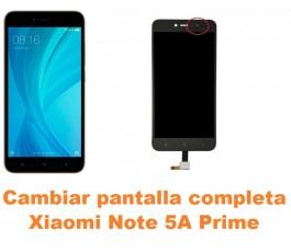 Cambiar pantalla completa Xiaomi Note 5A Prime