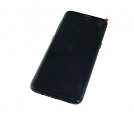 Pantalla completa Samsung Galaxy S8 G950 negra reparada