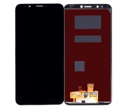 Pantalla completa táctil y lcd para Huawei Y7 2018 negro