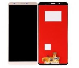 Pantalla completa táctil y lcd para Huawei Y7 2018 dorado