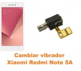 Cambiar vibrador Xiaomi Redmi Note 5A