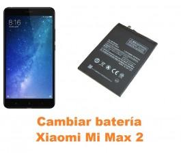 Cambiar batería Xiaomi Mi Max 2