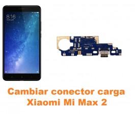 Cambiar conector carga Xiaomi Mi Max 2
