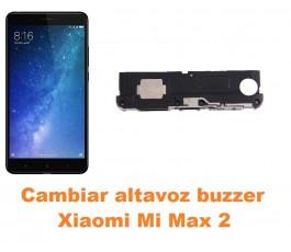 Cambiar altavoz buzzer Xiaomi Mi Max 2