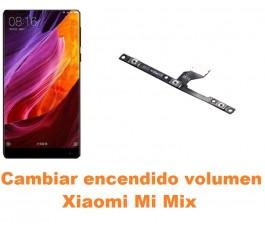 Cambiar encendido y volumen Xiaomi Mi Mix