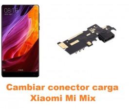 Cambiar conector carga Xiaomi Mi Mix