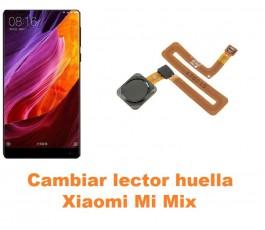 Cambiar lector huella Xiaomi Mi Mix