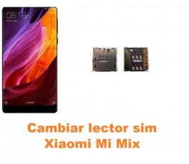 Cambiar lector sim Xiaomi Mi Mix
