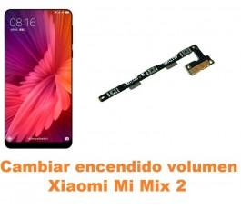 Cambiar encendido y volumen Xiaomi Mi Mix 2