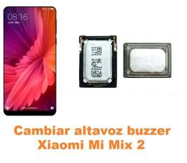 Cambiar altavoz buzzer Xiaomi Mi Mix 2