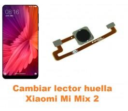 Cambiar lector huella Xiaomi Mi Mix 2