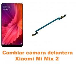 Cambiar cámara delantera Xiaomi Mi Mix 2