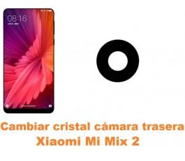 Cambiar cristal cámara trasera Xiaomi Mi Mix 2