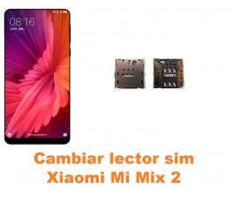 Cambiar lector sim Xiaomi Mi Mix 2