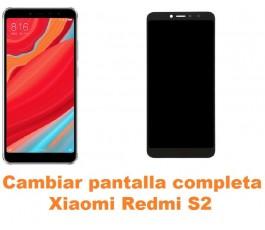 Cambiar pantalla completa Xiaomi Redmi S2