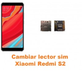 Cambiar lector sim Xiaomi Redmi S2
