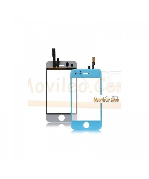 Pantalla táctil color azul para iPhone 3Gs - Imagen 1