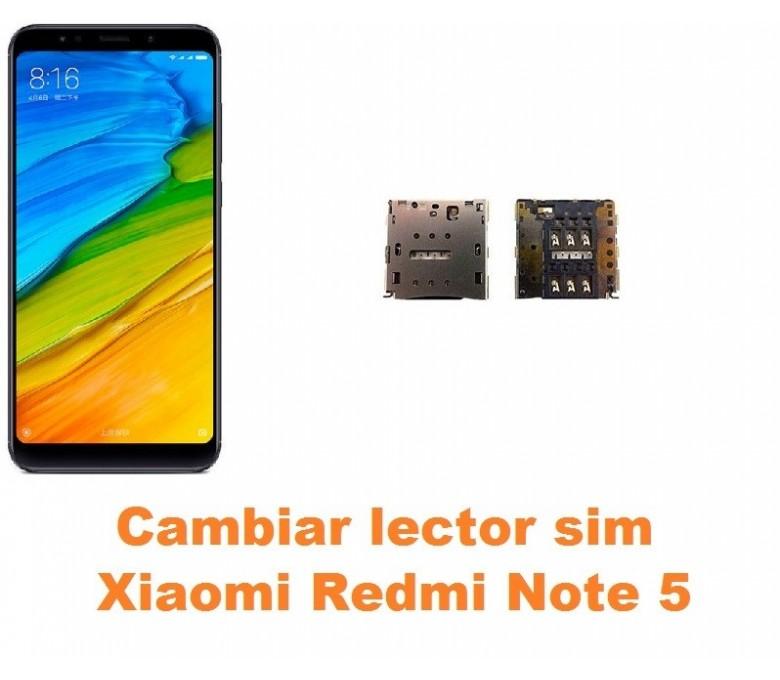 Xiaomi redmi 5 plus sim karte