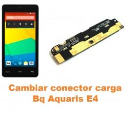 Cambiar conector carga Bq Aquaris E4