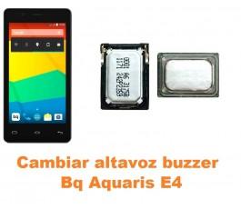 Cambiar altavoz buzzer Bq Aquaris E4