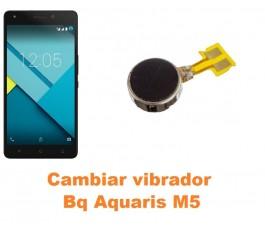 Cambiar vibrador Bq Aquaris M5