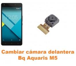 Cambiar cámara delantera Bq Aquaris M5