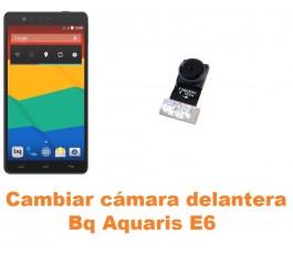 Cambiar cámara delantera Bq Aquaris E6