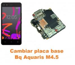 Cambiar placa base Bq Aquaris M4.5
