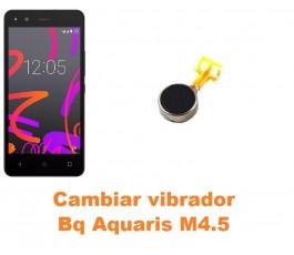 Cambiar vibrador Bq Aquaris M4.5