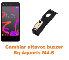 Cambiar altavoz buzzer Bq Aquaris M4.5