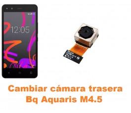 Cambiar cámara trasera Bq Aquaris M4.5