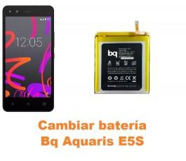 Cambiar batería Bq Aquaris E5S