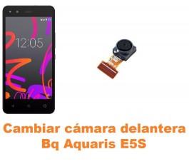 Cambiar cámara delantera Bq Aquaris E5S