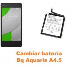 Cambiar batería Bq Aquaris A4.5