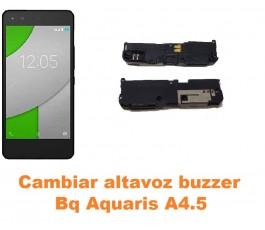 Cambiar altavoz buzzer Bq Aquaris A4.5