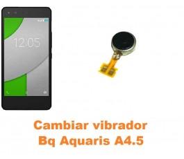 Cambiar vibrador Bq Aquaris A4.5