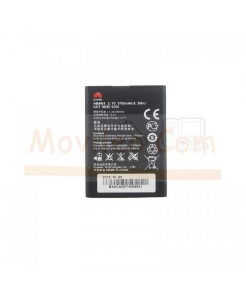 Bateria HB4W1 para Huawei Y210 Y530 G510 Orange Daytona G520 - Imagen 1