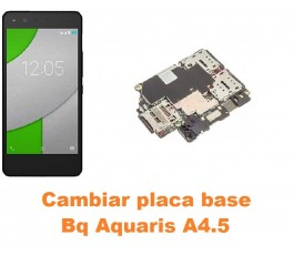 Cambiar placa base Bq Aquaris A4.5