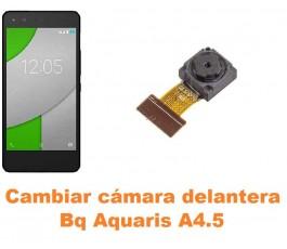 Cambiar cámara delantera Bq Aquaris A4.5