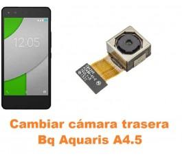 Cambiar cámara trasera Bq Aquaris A4.5